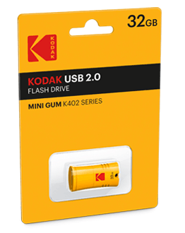 USB Flash Drives K402 Pack