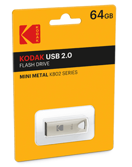 USB Flash Drives K802 Pack