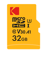 micro SD UHS-1 U3 V30 A1 with reader USB 3.0