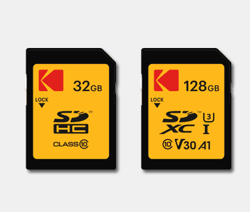 Kodak SD cards