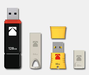 Kodak USB 2.0 Flash Drives