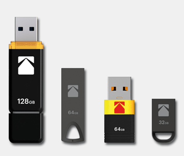 Kodak USB 3.0 Flash Drives